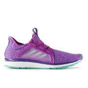 adidas Women's Edge Lux Running Shoes - Purple - US 6.5/UK 5