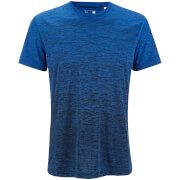 adidas Men's Gradient Training T-Shirt - Blue - S