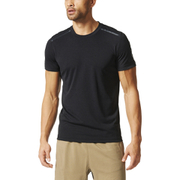 adidas Men's Climachill Training T-Shirt - Black - L - Salescache