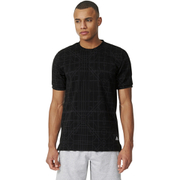 adidas Men's Graphic DNA Training T-Shirt - Black - L