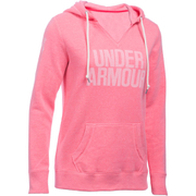 Under Armour Women's Favourite Fleece Hoody - Knock Out - S - Red