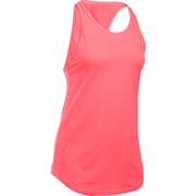 Under Armour Women's T400 Tank Top - Brilliance Pink - L