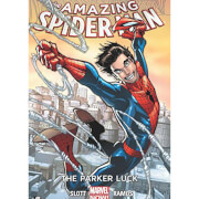 Image of Amazing Spider-Man: Parker Luck - Volume 1 Graphic Novel
