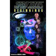 Star Trek Classics: Beginnings - Volume 4 Graphic Novel
