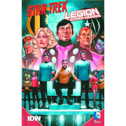 Star Trek: Legion of Superheroes Graphic Novel