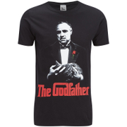 The Godfather Heren T-Shirt - Zwart