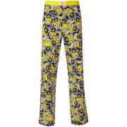 Minions Men's Character Print Lounge Pants - Yellow