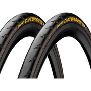 Continental Gatorskin Folding Clincher Tyre Twin Pack
