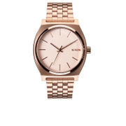 Nixon The Time Teller Watch - Rose Gold - Salescache