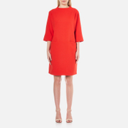 Selected Femme Women's Flava 7/8 Dress - Flame Scarlet