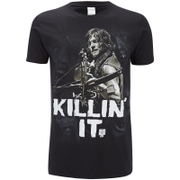 The Walking Dead Men's Killin It T-Shirt - Schwarz