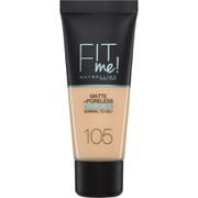 maybelline fit me! matte and poreless foundation 30ml (various shades) - 365 espresso
