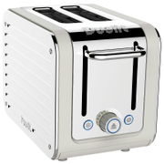 Dualit 26523 Architect 2 Slot Toaster - Canvas White