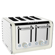 Dualit Architect 4 Slot Toaster - Canvas