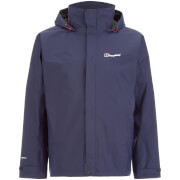 Berghaus Men's Light Hike Hydroshell Jacket - Dusk/Dusk
