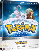Pokemon Movie Collection - Limited Edition Steelbook (UK EDITION)
