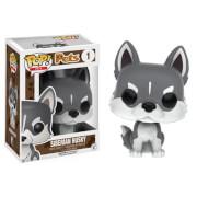 Pop! Pets Husky de Sibérie Figurine Funko Pop!