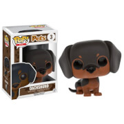 Figurine Pop! Pets Teckel Funko Pop!