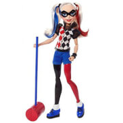 DC Super Hero Girls Harley Quinn 12 Inch Action Doll