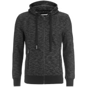 Sweat à Capuche Smith & Jones pour Homme Cimborio -Noir