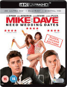 Mike and Dave Need Wedding Dates  4K Ultra HD (Includes UltraViolet Copy)