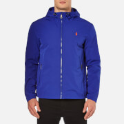 Polo Ralph Lauren Mens Thorpe Anorak Lined Jacket  College Royal  M