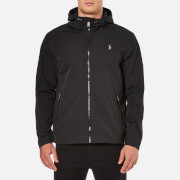 Polo Ralph Lauren Mens Thorpe Anorak Lined Jacket  Polo Black  M