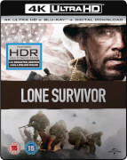 Lone Survivor  4K Ultra HD (Includes UltraViolet Copy)