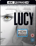 Lucy  4K Ultra HD (Includes UltraViolet Copy)