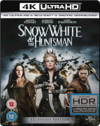 Snow White and The Huntsman (Extended Edition)  4K Ultra HD (Includes UltraViolet Copy)
