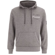Sweat à Capuche Smith & Jones pour Homme Aeolic -Gris Chiné