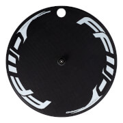 FFWD Fast Forward Carbon TT/Tri Clincher Rear Disc Wheel - Shimano - White