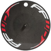 FFWD Fast Forward Track Tubular Rear Disc Wheel - Red