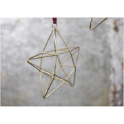 Nkuku Talini Star Christmas Decoration