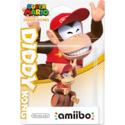 Diddy Kong amiibo (Super Mario Collection)