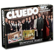 Downtown Abbey Cluedo