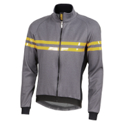 Nalini Pro Gara Jacket - Grey/Orange