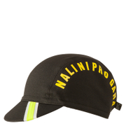 Nalini Gara Thermo Hat  BlackFluro Yellow  LXL