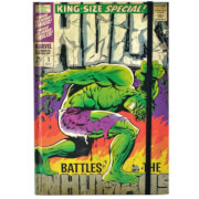 Marvel Hulk A5 Notebook
