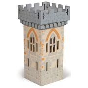 Papo Medieval Era: Weapon Master Castle   1 Large Tower