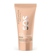 MÁDARA SOS Hydra Moisture & Radiance Mask Travel Size 12.5ml