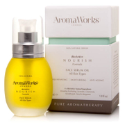 AromaWorks Nourish Face Serum Oil 30ml