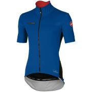 Castelli Perfetto Light Short Sleeve Jersey - Blue