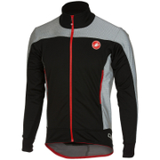 Castelli Mortirolo Reflex Jacket - Black