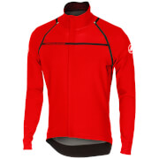 Castelli Perfetto Convertible Jacket - M - Red