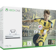 Xbox One S 1TB Console - Includes FIFA 17