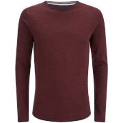 Produkt Men's Nose Crew Neck Jumper - Syrah