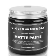 Closed on Monday Matte Paste 100ml