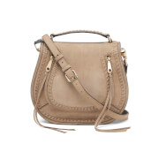 Rebecca Minkoff Women's Vanity Saddle Bag - Mushroom