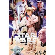 Star Wars: Episode I - The Phantom Menace Hardcover Graphic Novel